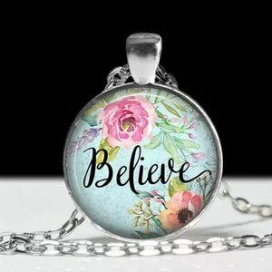 Jewelry - 🌺🌸NEW 🌼🌸 Believe Necklace